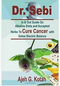 Dr  Sebi  In  U0026 Out Guide On Alkaline Diets Accepted Herb