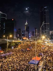 2014 Hong Kong protests - Wikidata