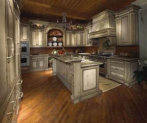 Uniquely, Appealing, Distressed, Kitchen, Cabinets, Ideas, And, Tips
