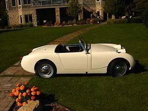 1960 Austin-healey Sprite Bugeye Convertible