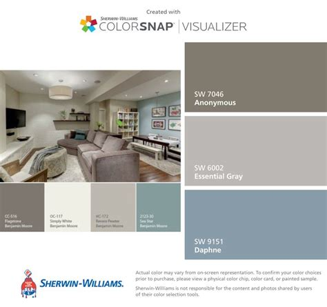 ben moore colors converted  sherwin williams anonymous