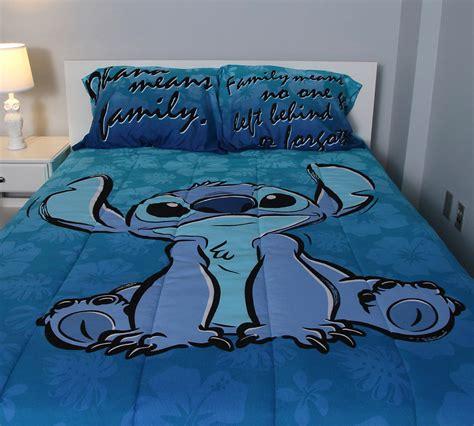 fitted sheet disney lilo stitch bedding blanket comforter