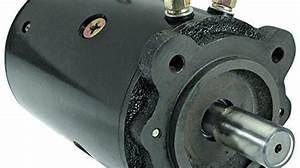 New 12v Winch Motor Bi
