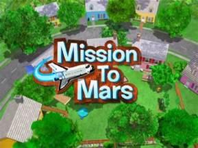 Backyardigans Mission to Mars Wiki
