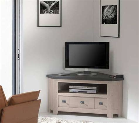meuble à tiroir bureau meuble tv d 39 angle vazard