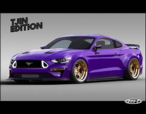 2018 Purple Mustang | Convertible Cars