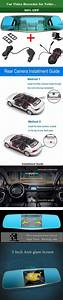 Car Video Recorder For Vehicle Front And Rear Dash Dvr 5