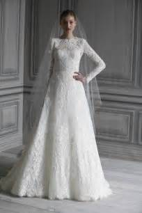 wedding gown with sleeves 30 gorgeous lace sleeve wedding dresses