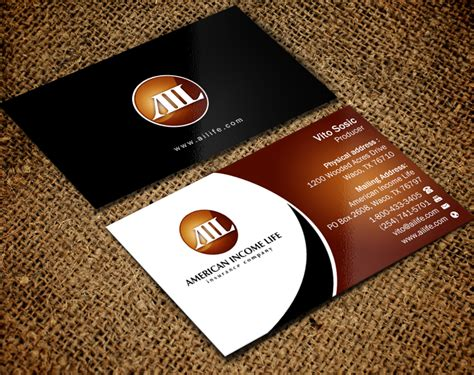American Income Life Business Cards Images Business Card Holders Wallet Design Online Tool Free Visiting In Tamil Doctor Vector Download Professional Psd Mechanical Dispenser Graphic Templates Holiday Etiquette For