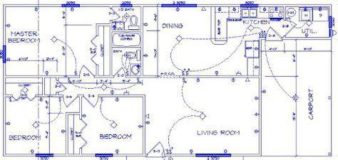 House Electrical Plan Design Engineering