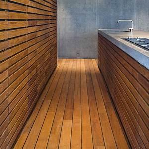 parquet pont de bateau teck huile 2 plis With parquet pont de bateau joint intégré