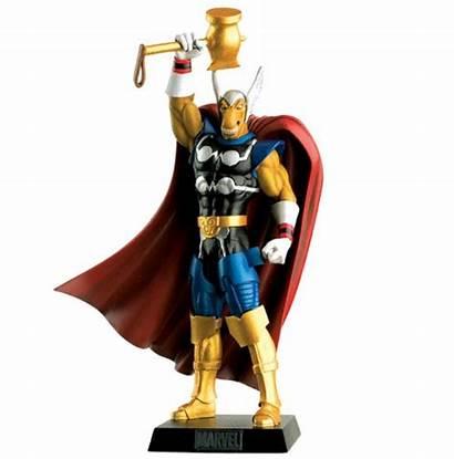 Eaglemoss Marvel Classic Lead Figurine Bill Beta