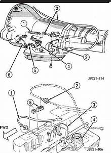 Brake Transmission Shift Interlock Cable Adjustment For 2000 Jeep Wrangler Service Manual Tj