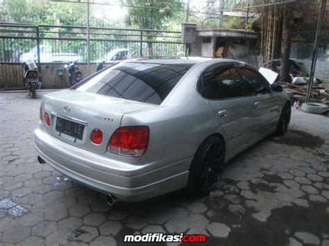 Modifikasi Lexus Gs by Lexus Gs300 Aristo 2jz 2002