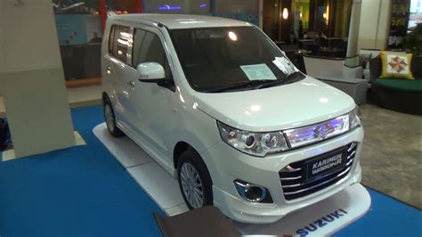 Gambar Mobil Suzuki Karimun Wagon R Gs by Gambar Mobil Karimun Wagon R Gx Modifikasi Mobil