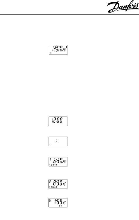Handleiding Danfoss Tp5e Pagina 1 Van 4 English