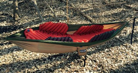 klymit insulated hammock  review  campfires