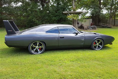 SRT8 Daytona Clone Is Done, But NC Won?t Let Him Drive It