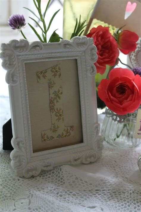 picture frames for wedding tables 20 best images about vintage wedding theme on pinterest