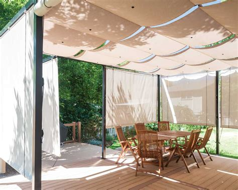 wire cable canopies sugarhouse awning