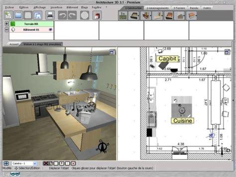 logiciel pour cuisine en 3d gratuit logiciel d 39 architecture la sélection des 10 meilleurs
