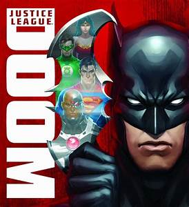 First Look at: Justice League: Doom