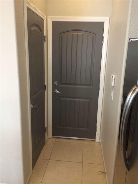 gauntlet gray doors repose gray walls doors