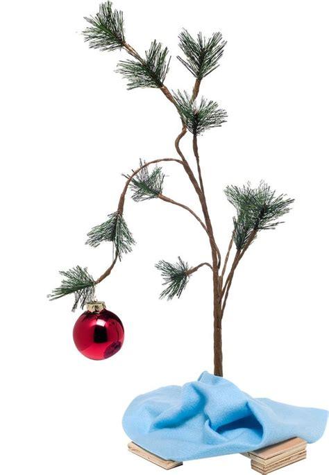 charlie brown s christmas tree holidays winter pinterest