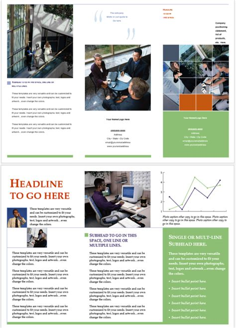 pamphlet templates  beautiful designs   business