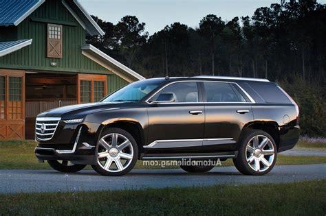 Cadillac Suv Escalade 2020 by 2020 Cadillac Escalade Redesign Photos Esv Ext