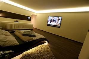Indirekte Beleuchtung Led Decke : led lichtvouten dbkl 75 pr f r indirekte beleuchtung decke bendu ~ Orissabook.com Haus und Dekorationen