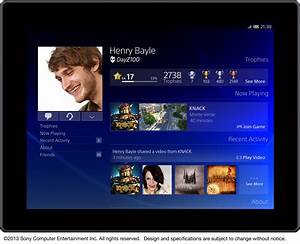 PS4's Interface Shown In High Definition - News - www ...