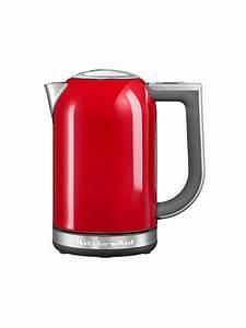 Kitchen Aid Wasserkocher : kitchenaid wasserkocher 1 7l 5kek1722eer rot ~ Yasmunasinghe.com Haus und Dekorationen