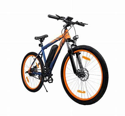 Bicycle Transparent Electric Cycle Battery Bicycles Paskel