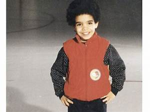 "Drake Gets Iced Out In Awesome Childhood Pic: ""Weather In ..."