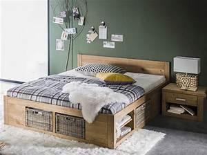 Lit Ikea Avec Tiroir : des lits modulables pour gagner de la place elle d coration ~ Mglfilm.com Idées de Décoration