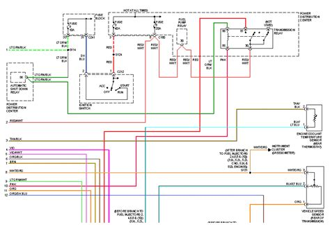 1996 dodge ram 3500 wiring diagram exterior l dodge