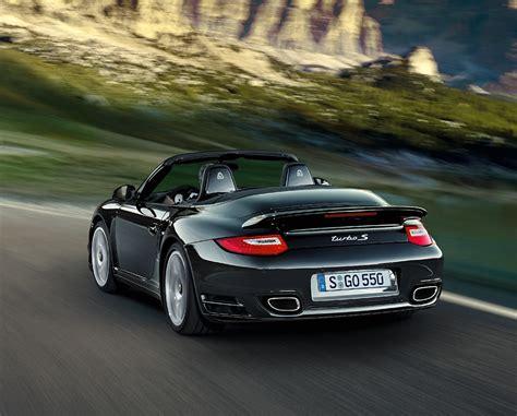 2010 Porsche 911 Turbo S Cabriolet