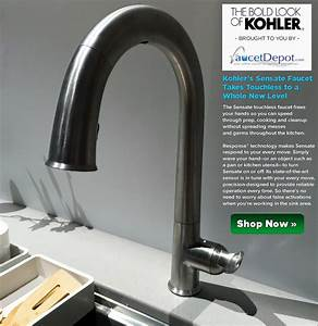 Kohler Sensate Faucets