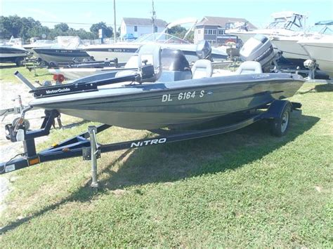 Used Nitro Bass Boats Texas by Used Nitro Bass Boats For Sale Page 4 Of 5 Boats