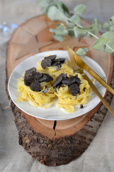 comment cuisiner les truffes noires pâtes à la truffe fraiche recette tangerine zest