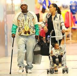 Tracy Morgan uses a cane in NYC nearly a year after car ...