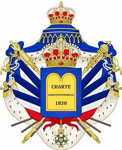 File Coat Of Arms Of The July Monarchy  1831