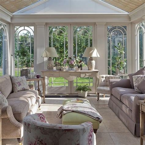 garden room interior decoration classic conservatory country conservatory design ideas