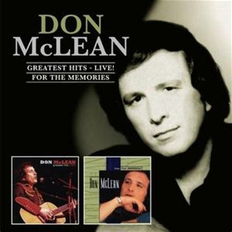 decorousness in a sentence the songs of don mclean 28 images don mclean songs