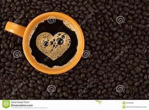 Coffee love stock photo. Image of beans, beverage, fresh ...