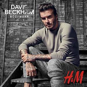 INTERVIEW: David Beckham Launches New H&M Collection