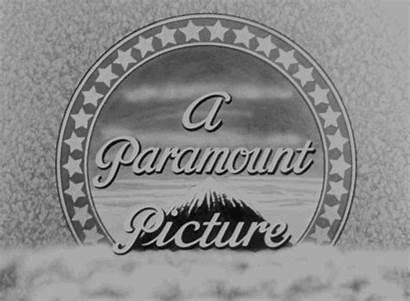Paramount Film Logos Television 1933 Cartoon Snow