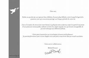 Lettre Deces : mod le lettre de condol ances professionnel mod le de lettre ~ Gottalentnigeria.com Avis de Voitures