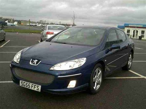 peugeot executive car peugeot 407 2 0 td executive auto car for sale